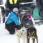 very young musher